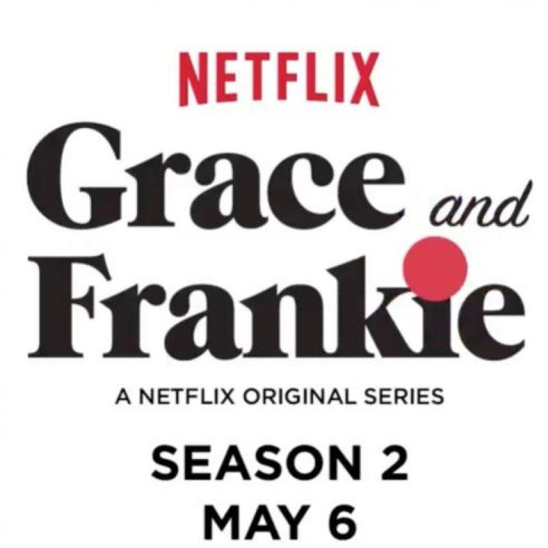 La vida de las amigas Grace y Frankie se torna de cabeza cuando sus esposos les anuncian que son homosexuales, que están enamorados y se quieren casar. Foto:Netflix