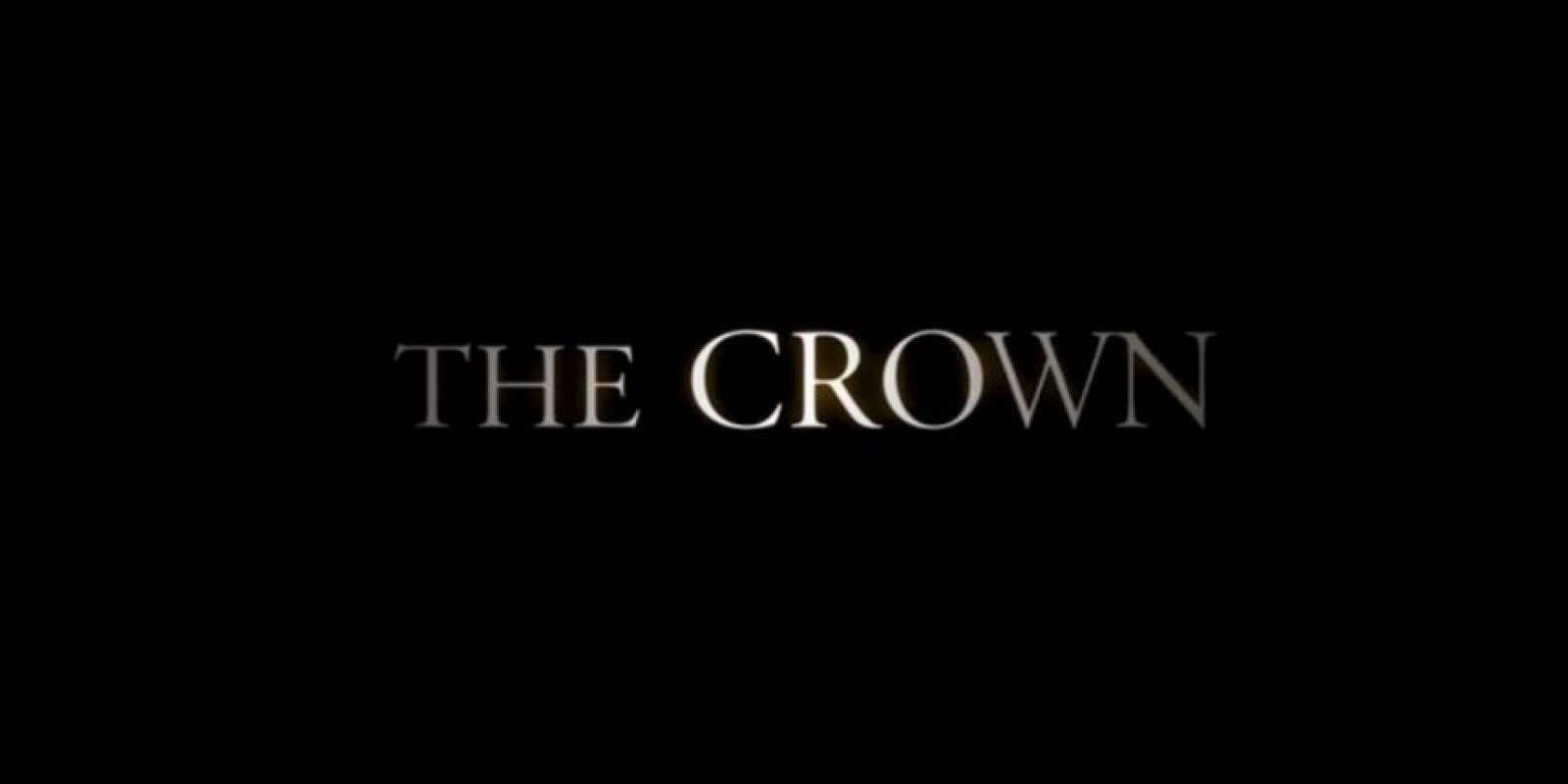 """THE CROWN"". Foto:Netflix"