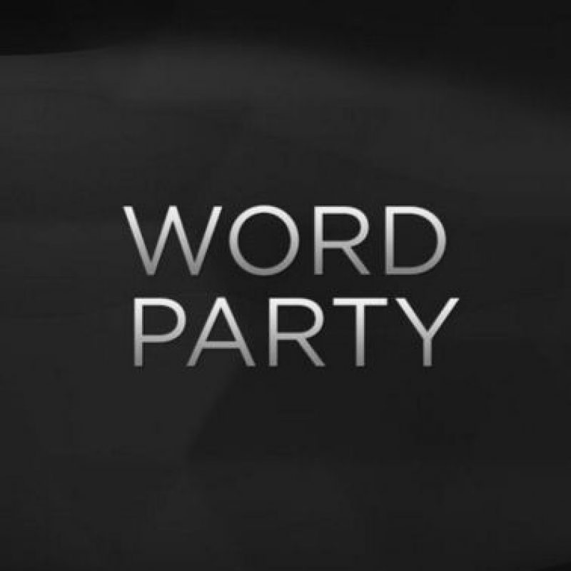 """WORD PARTY"". Primera temporada disponible a partir del 3 de junio. Foto:Netflix"