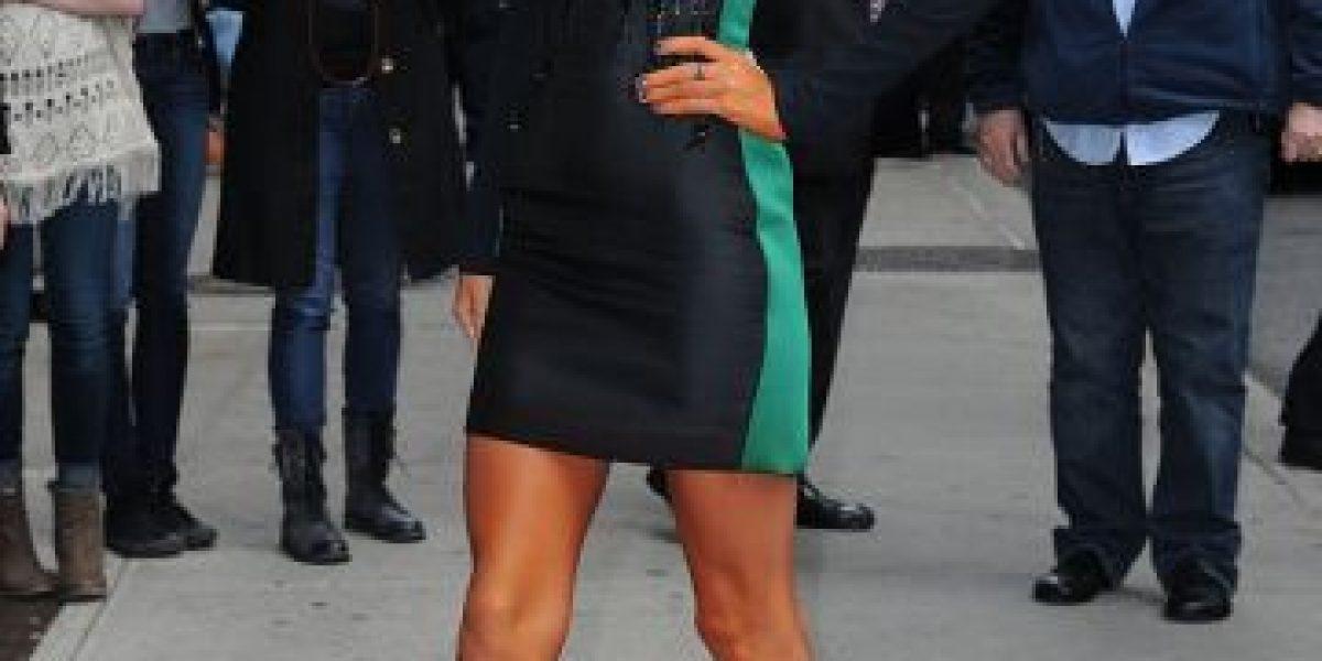 Fan de Taylor Swift se volvió meme por mirarle las piernas a la cantante