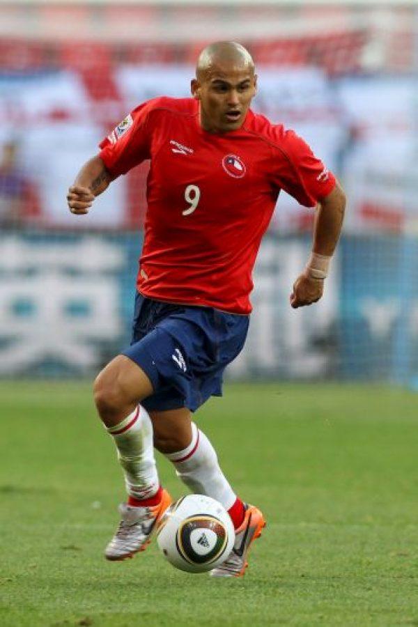Y las Copas América de 2007 y 2011 Foto:Getty Images