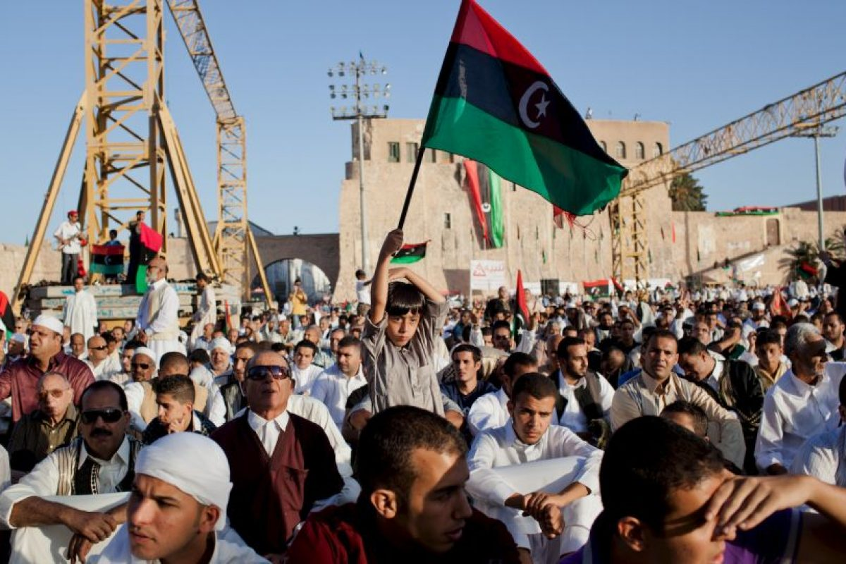 Libia Foto:Getty Images