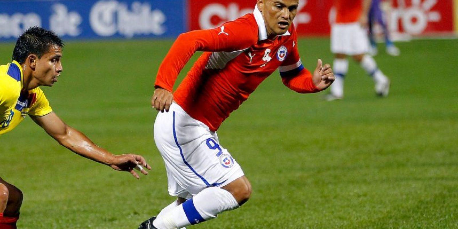 Su último club fue Colo Colo Foto:Getty Images