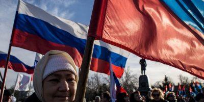 En 2014 el gobierno estadounidense y la Unión Europea decidieron aplicar sanciones al gobierno ruso. Foto:Getty Images