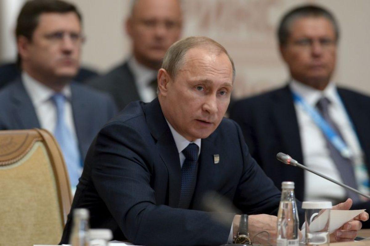 Justificándolas con las acusación contra Moscú de no respetar la soberanía y la integridad territorial de Ucrania. Foto:Getty Images