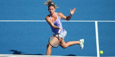Es una tenista italiana de 24 años Foto:Getty Images