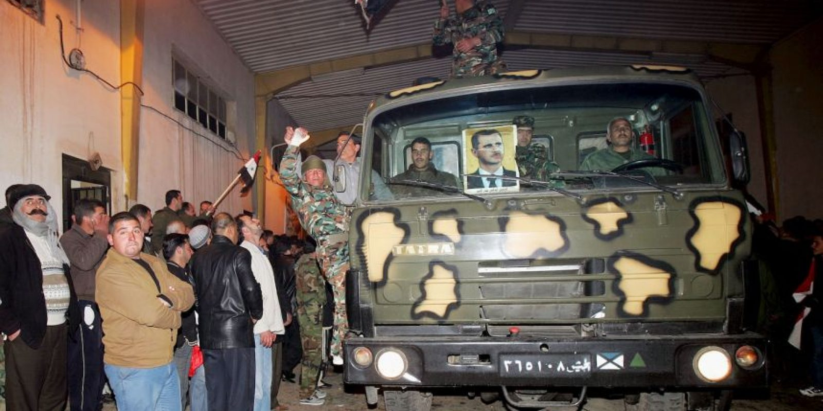 Siria Foto:Getty Images