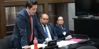 Juez Gálvez deberá decidir regreso de Baldetti a Santa Teresa