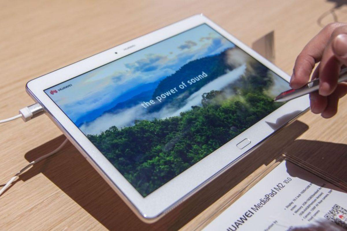 La innovación en su tecnología de sonido con la tecnología de Harman/Kardon hace de esta tablet insuperable en la experiencia de sonido Foto:LUIS CARLOS NÁJERA