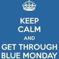 """Guarda la calma y pasa el 'Blue Monday"