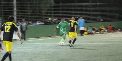 Ahora se dedicará a jugar fútbol amateur en su natal San Antonio Foto:Liga San Antonio