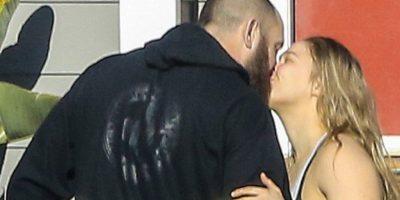 Travis mantiene una relación con Ronda desde octubre del año pasado Foto:Grosby Group