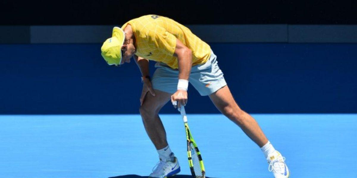 Nadal confirma su eliminación al perder en primera ronda en Australia