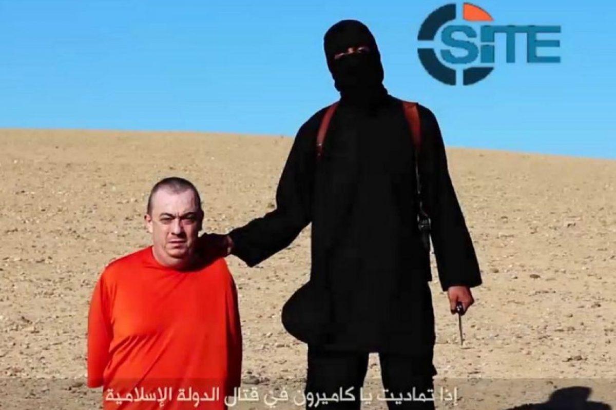 También asesinó a Alan Henning, quien brindaba ayuda humanitaria en Siria Foto:AFP