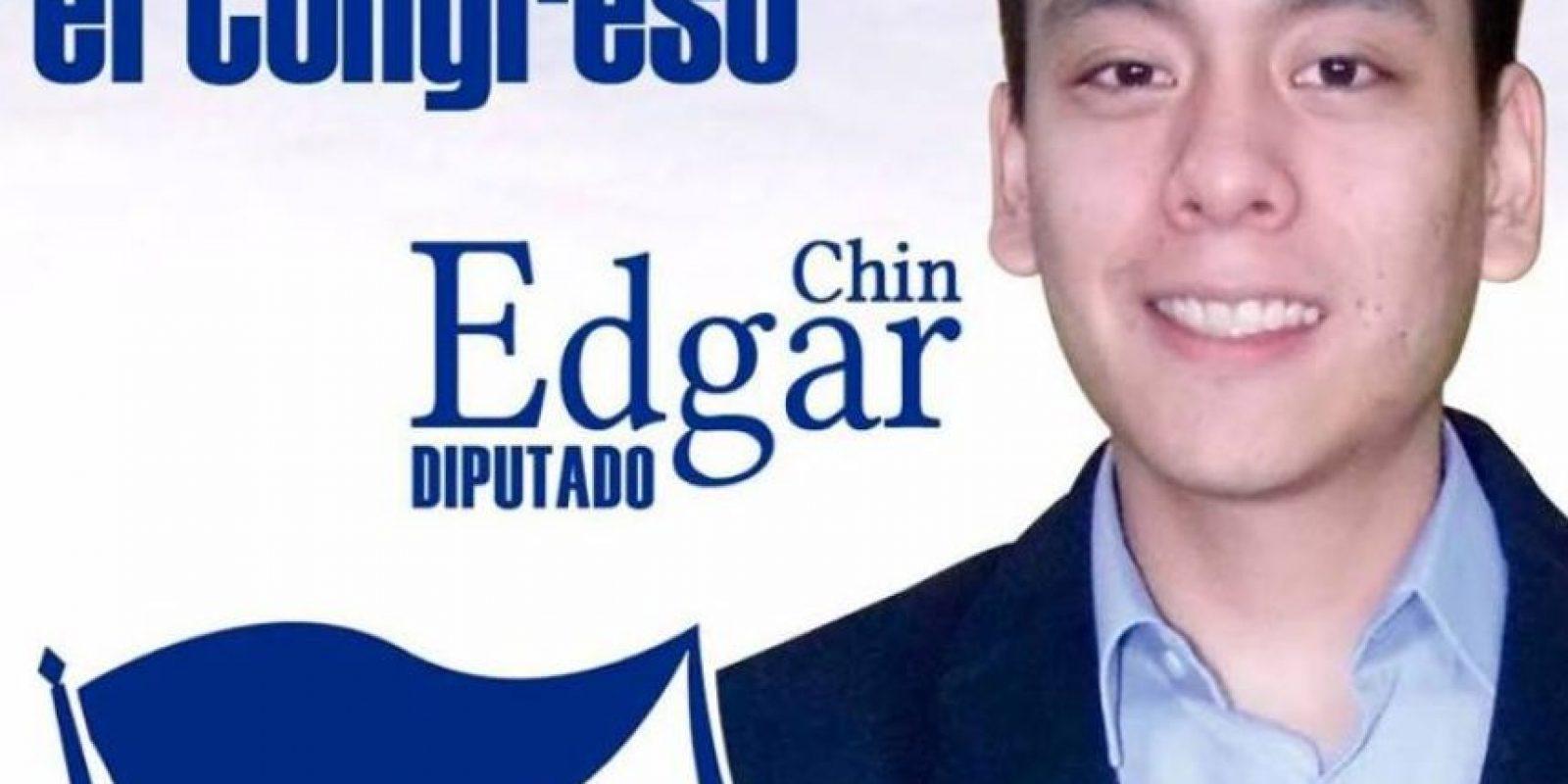 Foto:Facebook Edgar Chin