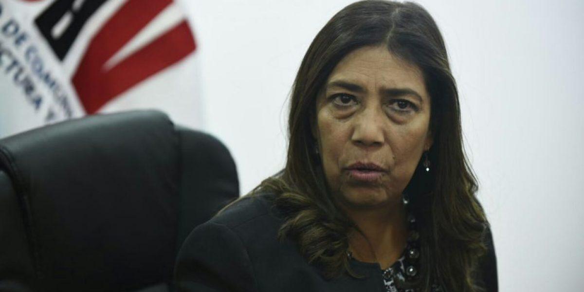 Ministra Ordónez considera que hay interesados en desestabilizar al gobierno