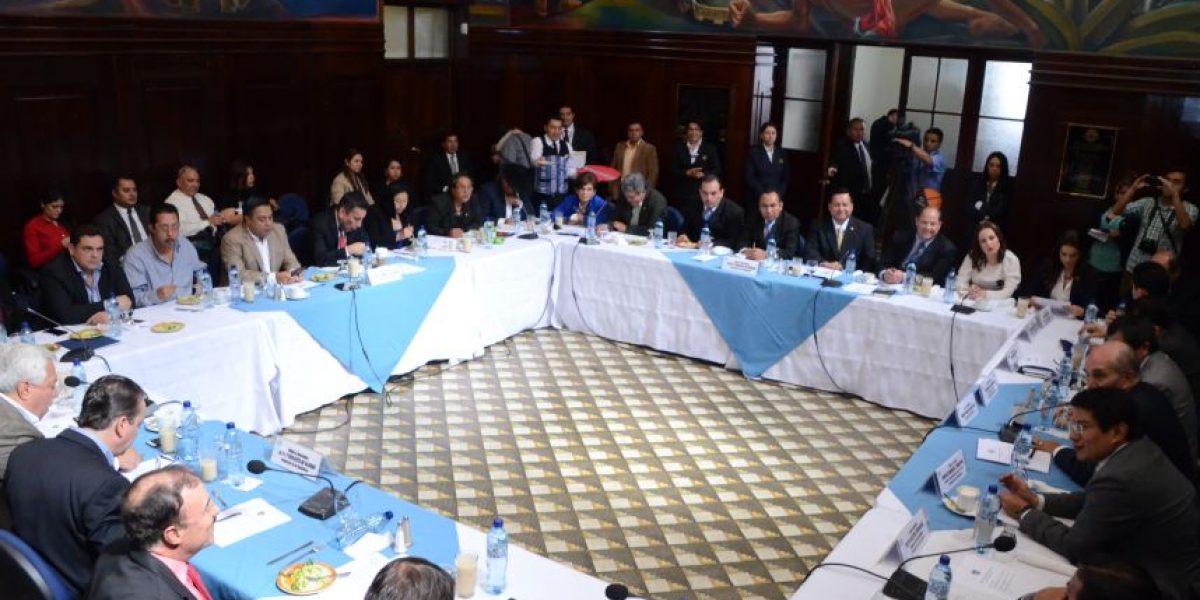 Unión aduanera con Honduras y elección en el IDPP abarcan primer agenda en Congreso