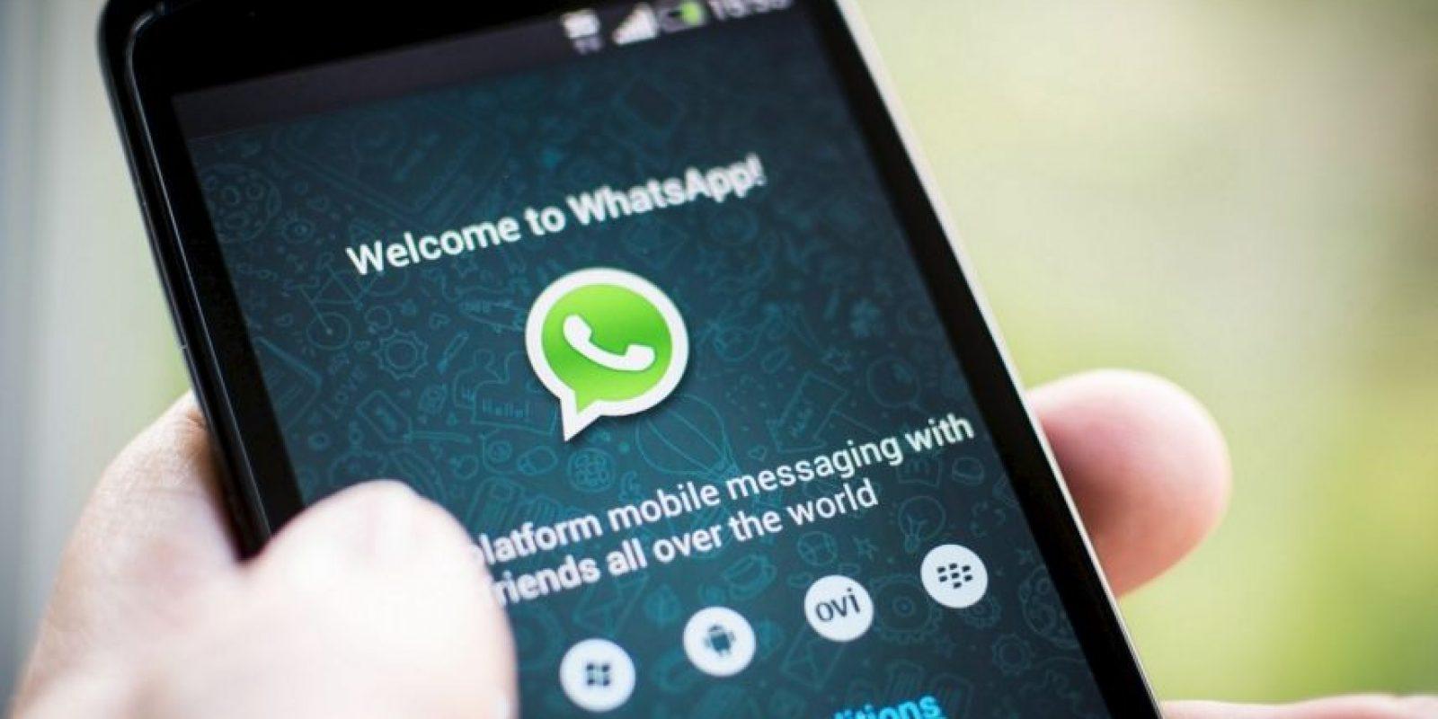 3. Un usuario promedio revisa 23 veces su WhatsApp al día. Foto:vía Tumblr.com