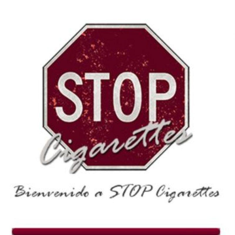 4- STOP Cigarettes. Foto:academiacea