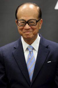 16. Li Ka-shing. Este empresario chino posee $33 mil 300 millones. Foto:Getty Images