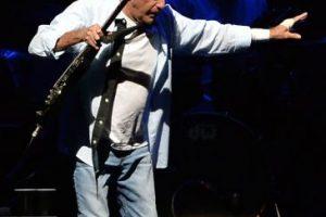 Glenn Lewis Frey nació en Detroit, Estados Unidos, el 6 de noviembre de 1948. Foto:Getty Images