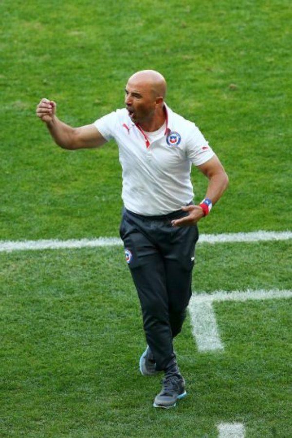 Jorge Sampaoli (DT de la Selección de Chile) Foto:Getty Images