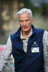 23. Jorge Paulo Lemann, el magnate brasileño tiene una fortuna de $25 mil millones de dólares. Foto:Getty Images