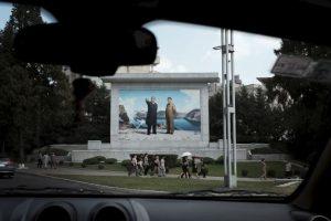 Esto, supuestamente porque el diseño del nuevo aeropuerto de la capital de Corea del Norte no fue del gusto del líder Foto:AP