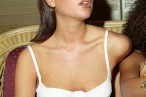 Cuando Victoria comenzaba con las Spice Girls, reflejaba su edad. Foto:vía Getty Images