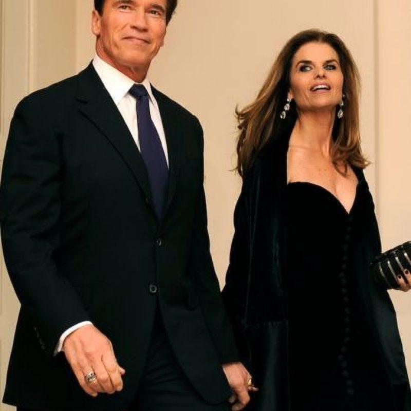 Por supuesto, el matrimonio no duró. Foto:vía Getty Images