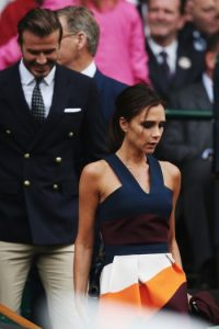 David Beckham le fue infiel a Victoria con Rebecca Loos. Foto:vía Getty Images