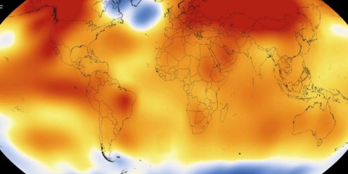 2015, el más caluroso de los últimos 100 años