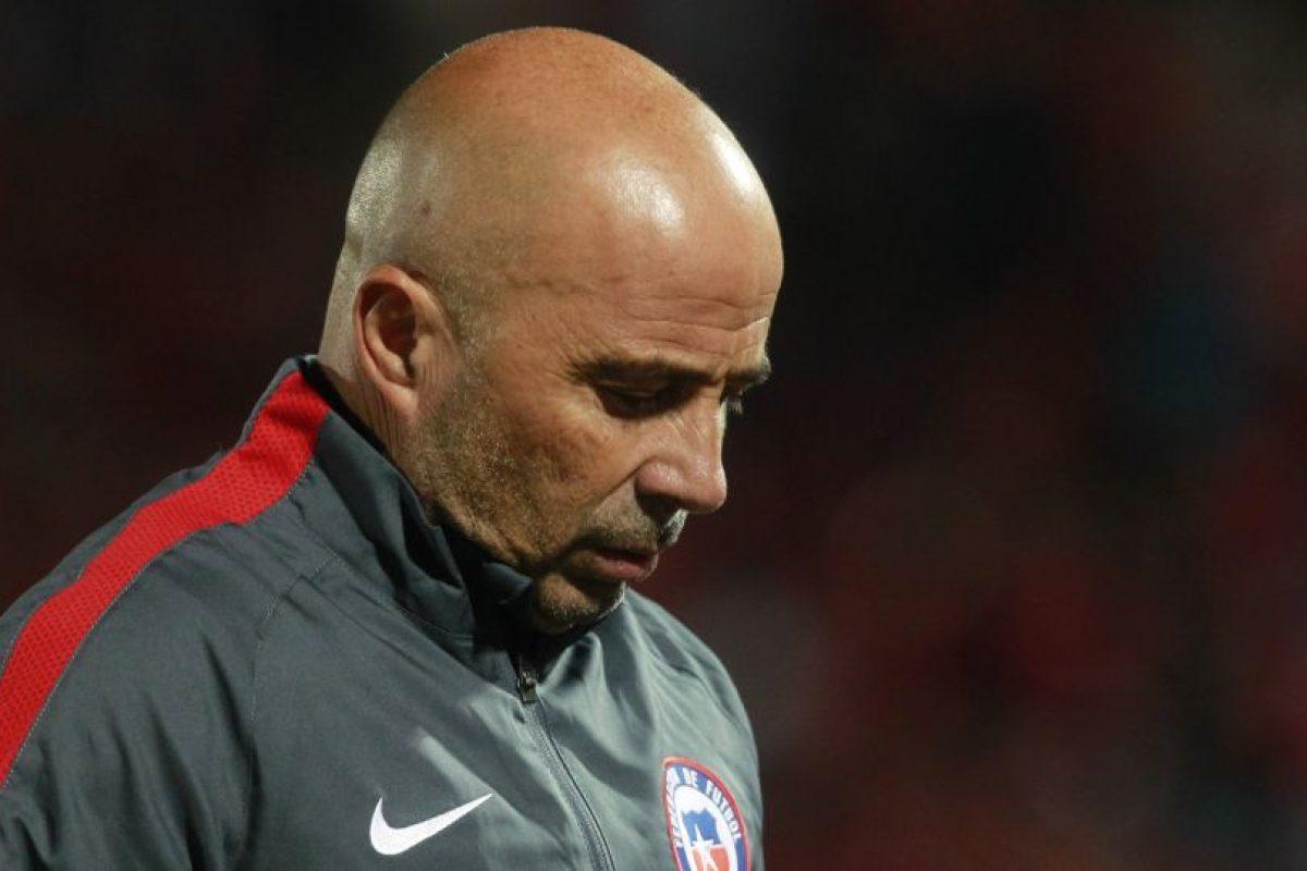 Sampaoli tuvo un exitoso paso por el combinado chileno. Foto:AFP