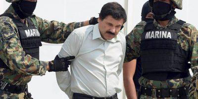 3.- En 1993, fue detenido en Guatemala y enviado al penal de máxima seguridad de Puente Grande en el estado mexicano de Jalisco. Foto:AFP