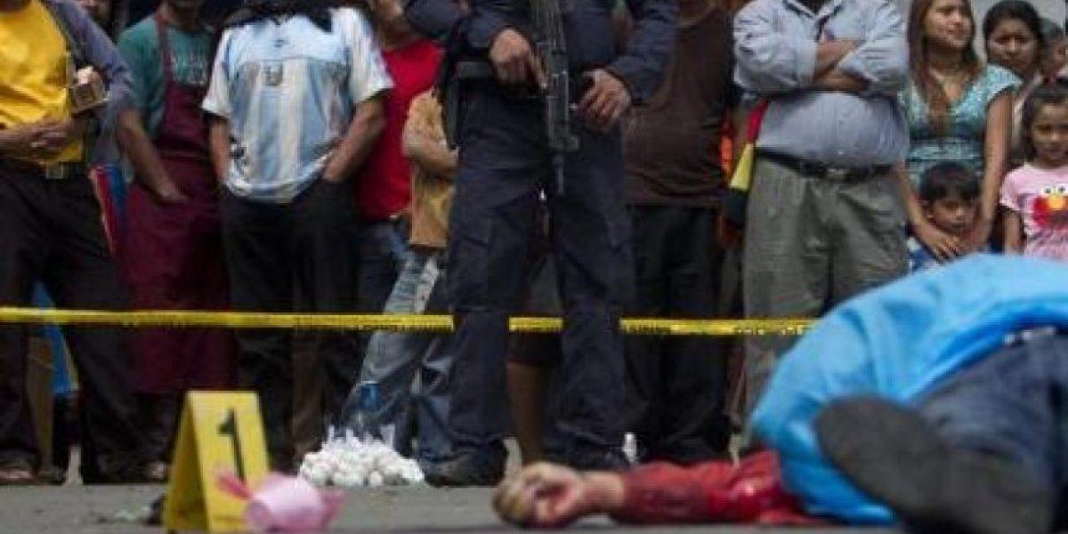 Violencia se redujo 3.3% durante 2015 en el país