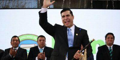 Esto ganará Neto Bran como alcalde de Mixco