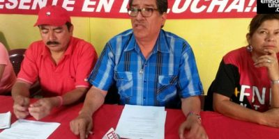 Fallece líder sindical, Luis Lara