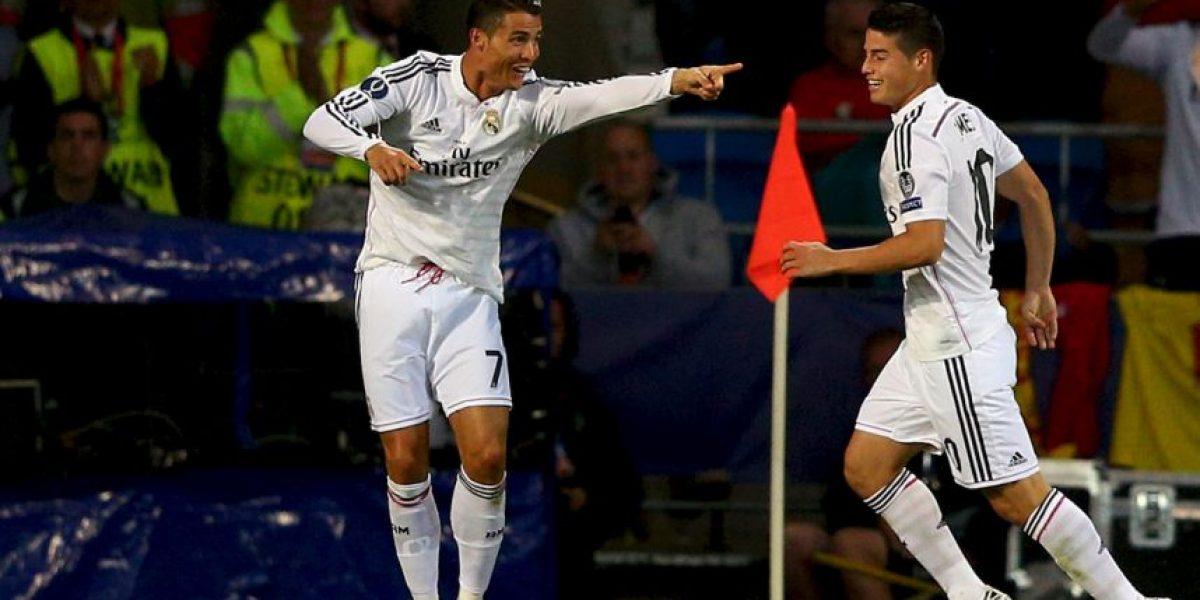 Cristiano Ronaldo y las fiestas: ¿Las causas de los problemas de James Rodriguez?
