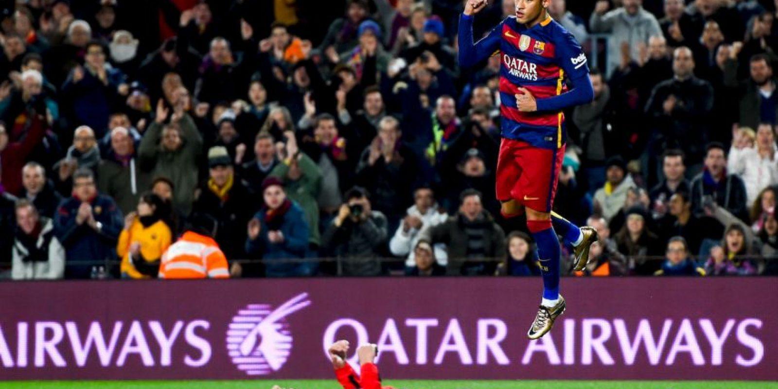 En la Liga, los culés arrollaron 6-0 a los de Bilbao Foto:Getty Images