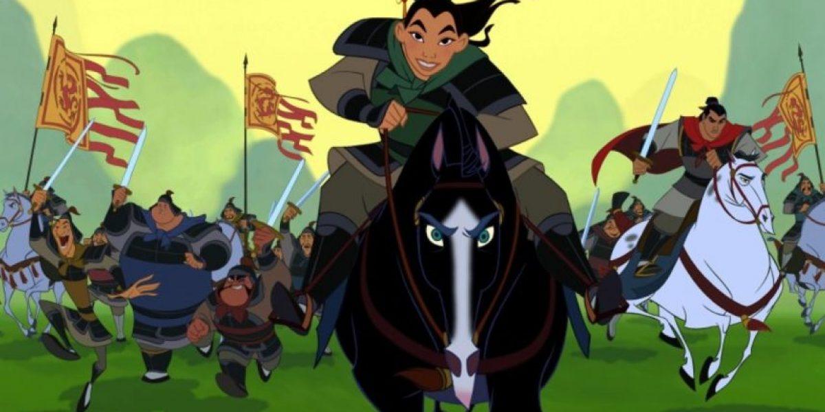 Esta es la verdadera historia de Mulán, la heroína de China
