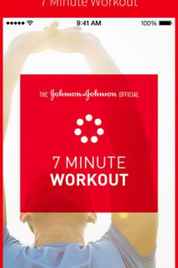Disponible para iOS y Android. Foto: Johnson & Johnson Health and Wellness Solutions, Inc.