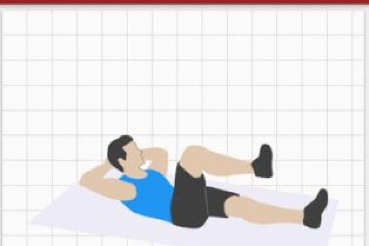 Se trata de un entrenamiento para un 6pack perfecto en tan solo seis semanas. Contiene ejercicios para llevarlos a cabo en 42 días (sin atajos) y cada día se deben realizar seis ejercicios diferentes. Lo mejor es que pueden hacerlo en casa, aunque señala que no debe ser utilizado como entrenador personal. Foto:Caynax
