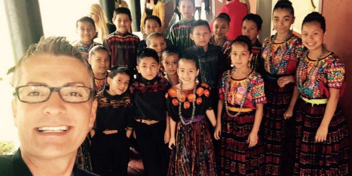 Todas las fotos de la visita de Randy Fenoli en Guatemala