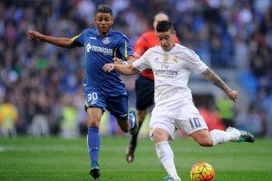 Su falta de actividad en el Madrid ha hecho que clubes como Manchester United y Chelsea pregunten por él Foto:Getty Images