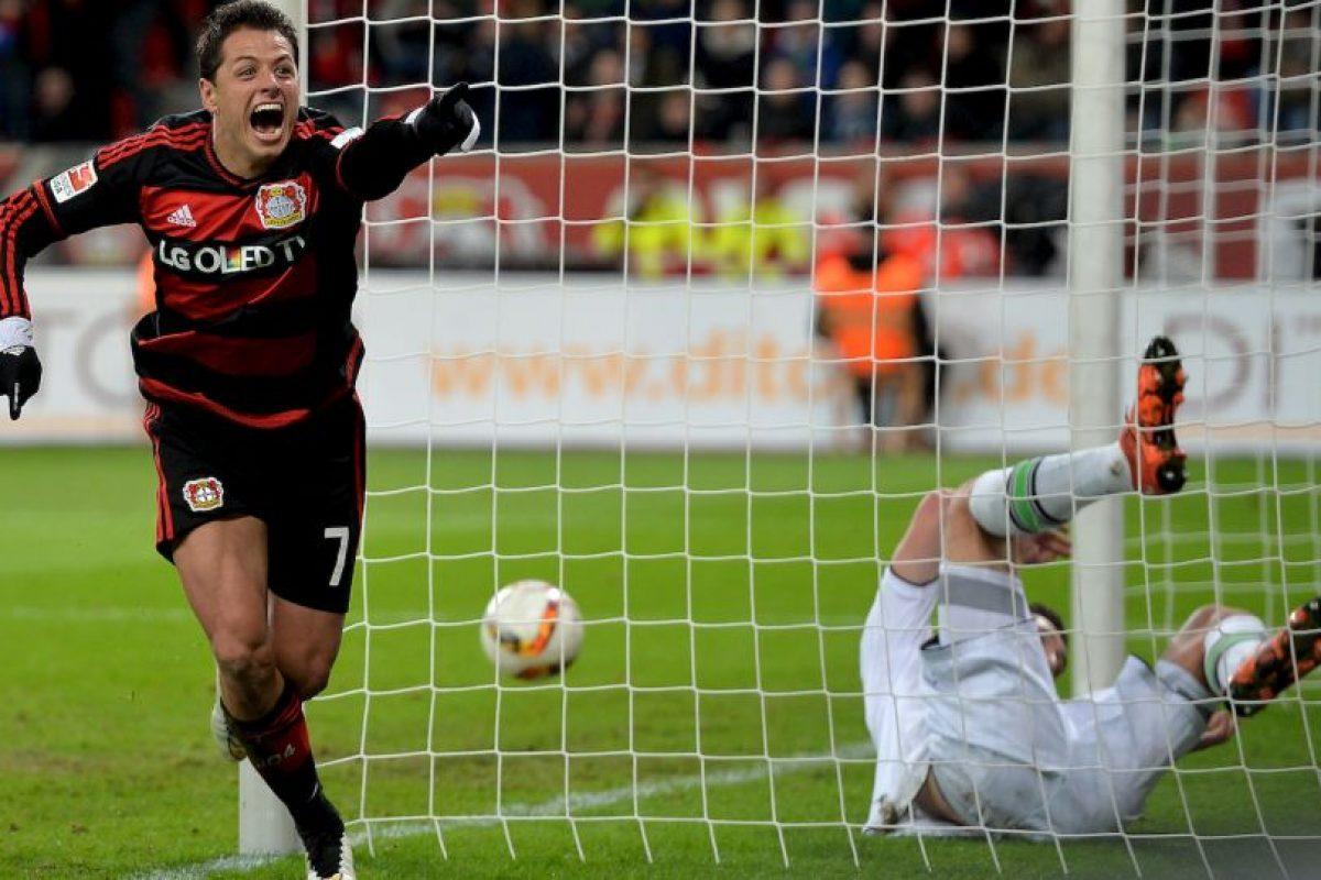 A diferencia del colombiano, el buen paso del delantero mexicano en el Bayer Leverkusen despertó el interés del Liverpool Foto:Getty Images