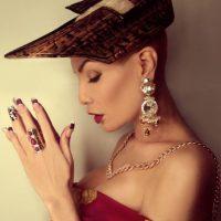 """Es una de las artistas latinas más arriesgadas en moda. Foto:vía Facebook/Ivy Queen """"La Diva"""""""
