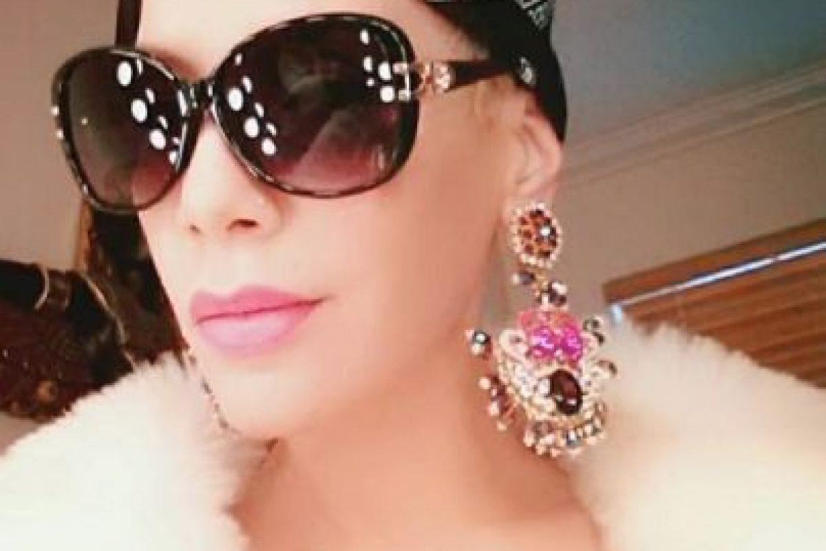 """Y ha decidido cambiar de look radicalmente. Foto:vía Facebook/Ivy Queen """"La Diva"""""""