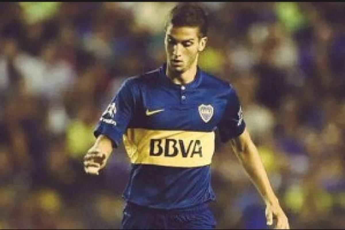 11. Rodrigo Bentancur Foto:Boca Juniors
