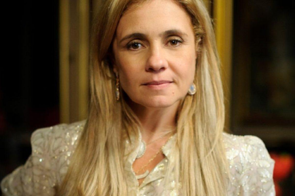 Pero dejó extenuada a Adriana Esteves, quien la interpretó magistralmente. Foto:vía Globo