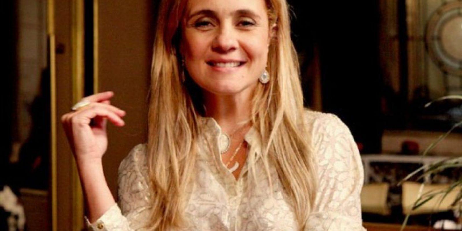 """""""Carminha"""" de """"Avenida Brasil"""", es una de las grandes villanas de telenovela. Foto:vía Globo"""